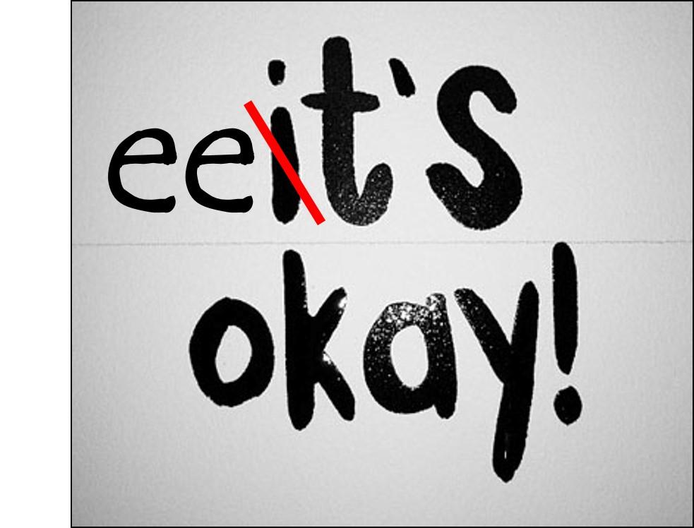 eet's okay