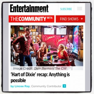 Hart of Dixie recap: Anything's possible