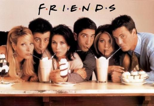 funny entertainment blog-Friends