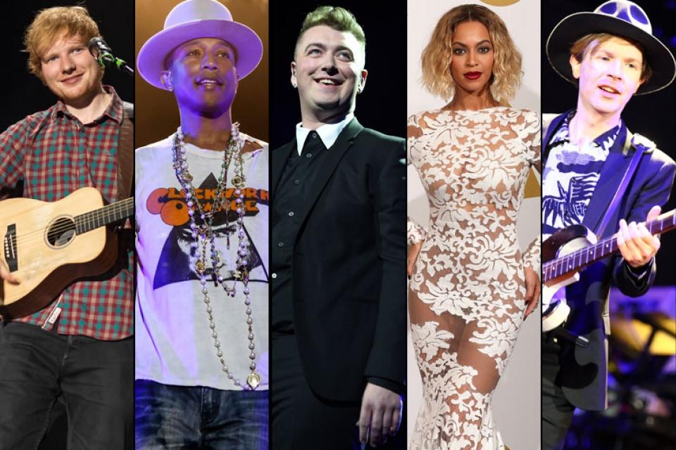 funny entertainment blog-2015 Grammy