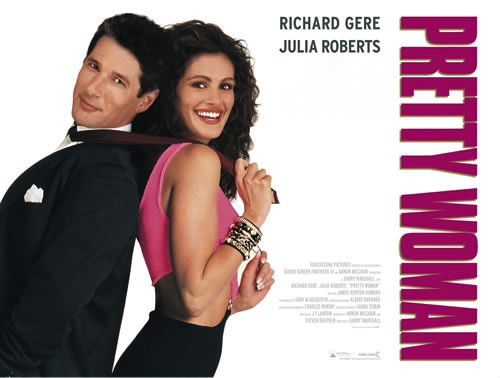 funny entertainment blog-Pretty Woman Poster