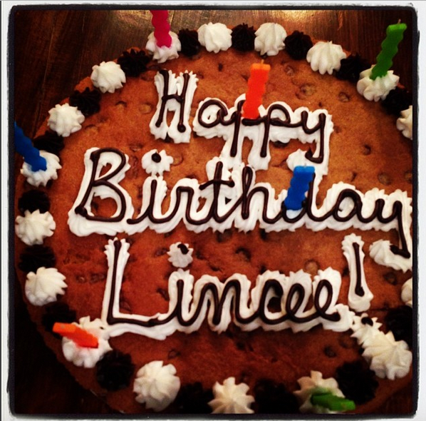 funny Christian blog-Happy Birthday Lincee