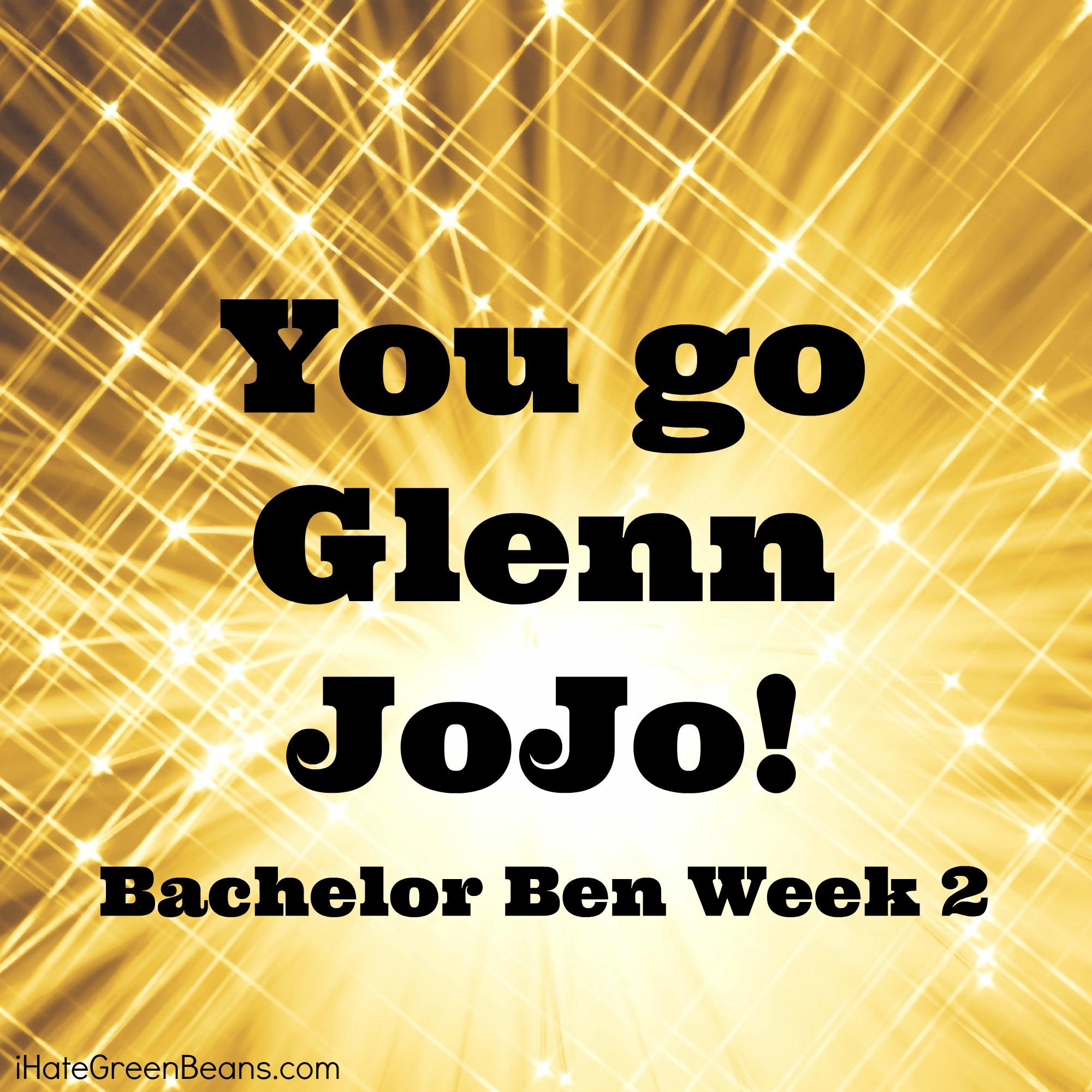 funny bachelor recap-Bachelor Ben Week 2