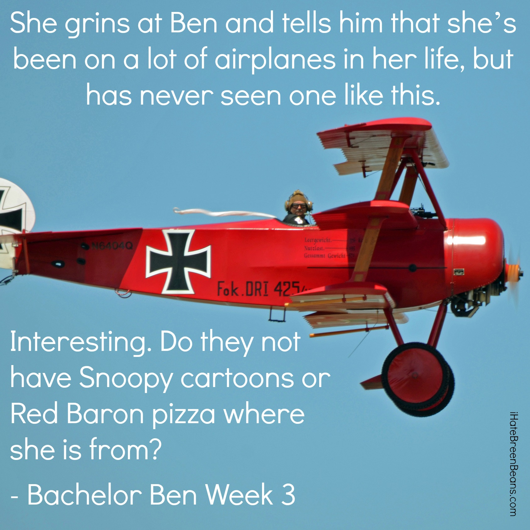 funny bachelor recap-Bachelor Ben Week 3