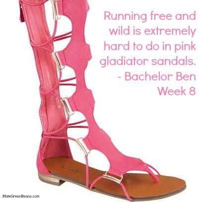 funny bachelor recap-Bachelor Ben Week 8