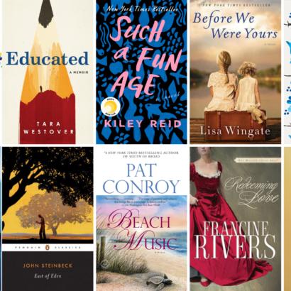 Summer Book List 2021